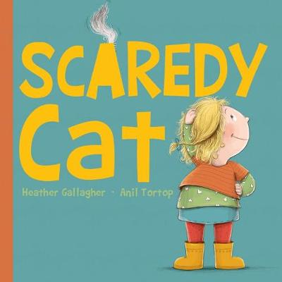 Scaredy Cat by Heather Gallagher