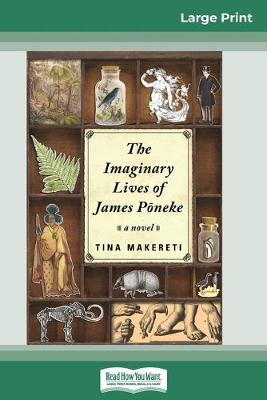 The Imaginary Lives of James Poneke (16pt Large Print Edition) by Tina Makereti