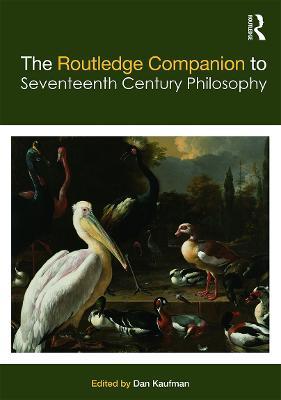 Routledge Companion to Seventeenth Century Philosophy book