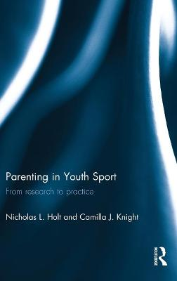 Parenting in Youth Sport book