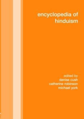 Encyclopedia of Hinduism book