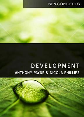 Development by Anthony Payne