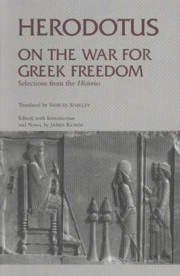 On the War for Greek Freedom by Herodotus