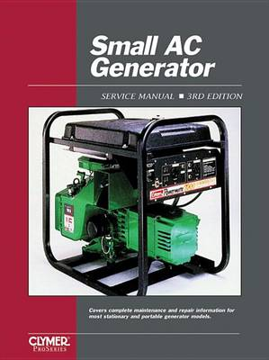 Small Ac Generator Service Manual by IGSM