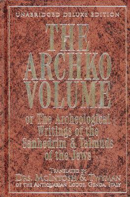 The Archko Volume by M. McIntosh