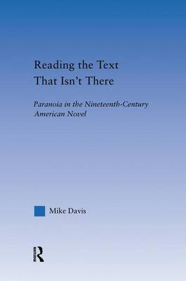 Reading the Text That isn't There by Mike Davis