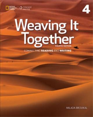 Weaving It Together 4 by Milada Broukal
