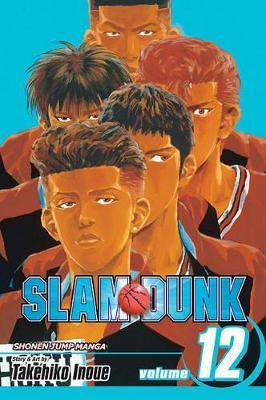 Slam Dunk, Volume 12 by Takehiko Inoue