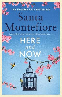 Here and Now: Evocative, emotional and full of life, the most moving book you'll read this year by Santa Montefiore
