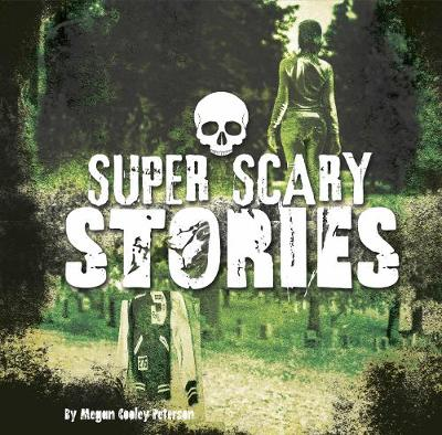 Super Scary Stories book