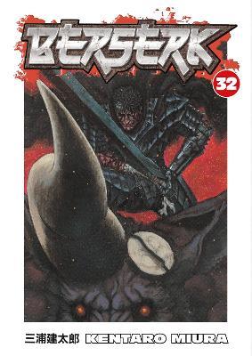 Berserk  v. 32 by Kentaro Miura