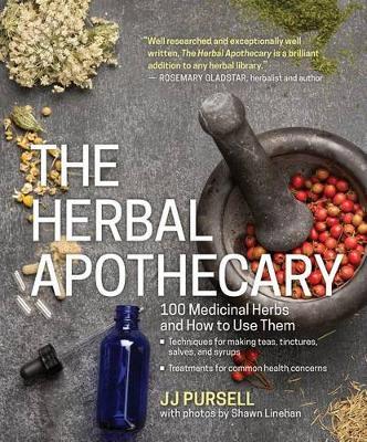 Herbal Apothecary book