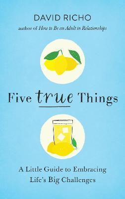 Five True Things: A Little Guide to Embracing Life's Big Challenges by David Richo