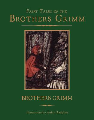 Fairy Tales of the Brothers Grimm book