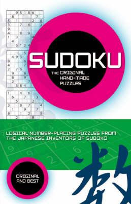 Original Sudoku book
