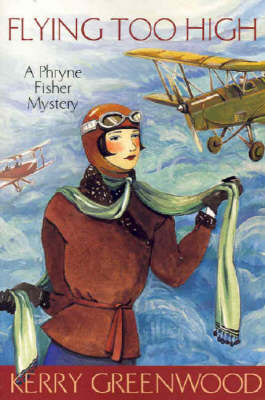 Flying Too High book