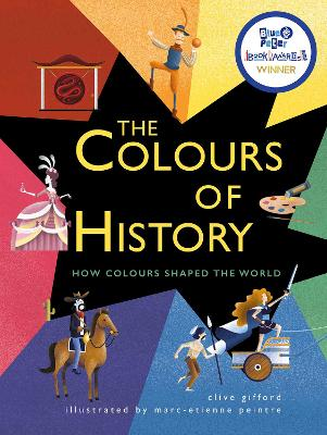 The Colours of History by Clive Gifford