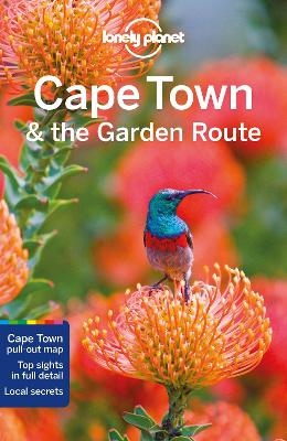 Lonely Planet Cape Town & the Garden Route book