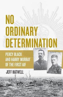No Ordinary Determination book