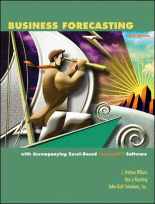 Business Forecasting: Text Alone by Barry P. Keating
