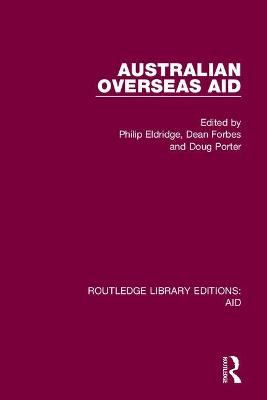 Australian Overseas Aid by Philip Eldridge