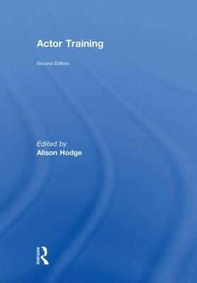 Actor Training book