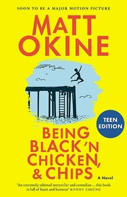 Being Black 'n Chicken, and Chips book