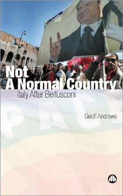 Not a Normal Country by Geoff Andrews
