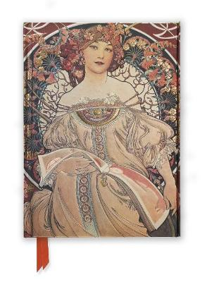 Mucha: Reverie (Foiled Journal) by Flame Tree Studio