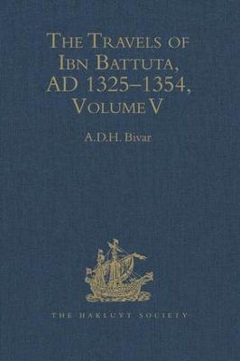 Travels of Ibn Battuta book
