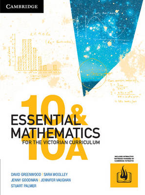 Essential Mathematics for the Victorian Syllabus Year 10 by David Greenwood