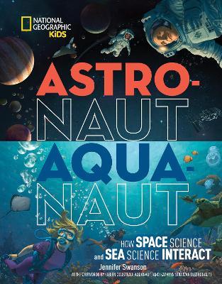 Astronaut - Aquanaut book