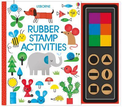 Rubber Stamp Activities by Fiona Watt