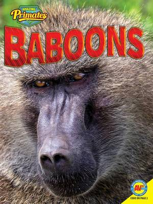 Baboons by Alexis Roumanis