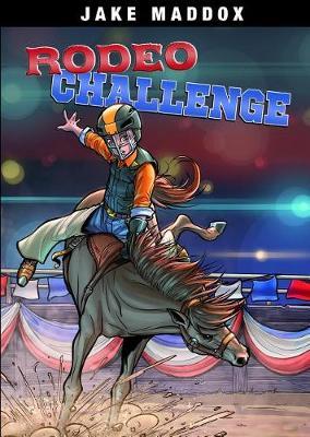 Rodeo Challenge book