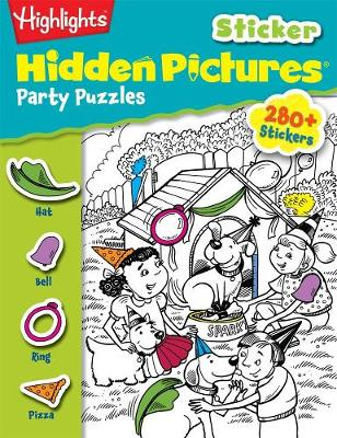 Party Puzzles book