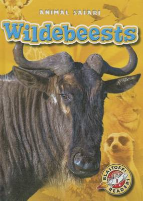 Wildebeests by Chris Bowman