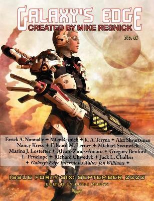 Galaxy's Edge Magazine: Issue 46 September 2020 by Michael Swanwick