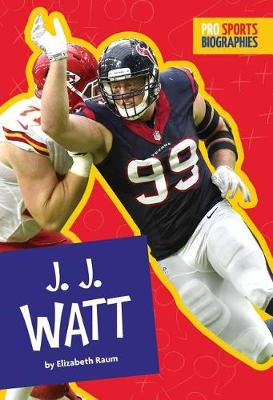 J.J. Watt by Elizabeth Raum