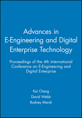 Advances in e-Engineering and Digital Enterprise Technology book