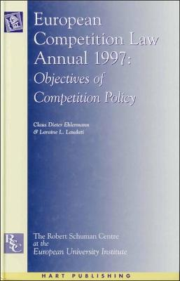 European Competition Law Annual by Claus-Dieter Ehlermann