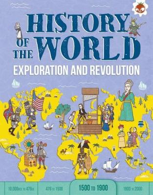 Exploration and Revolution book