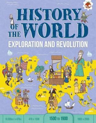 Exploration and Revolution by John Farndon