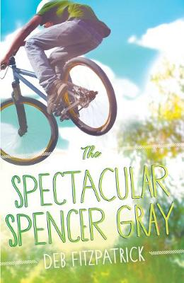 Spectacular Spencer Gray by Deb Fitzpatrick