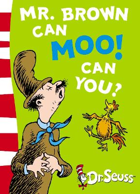 Mr Brown Can Moo Can You? book