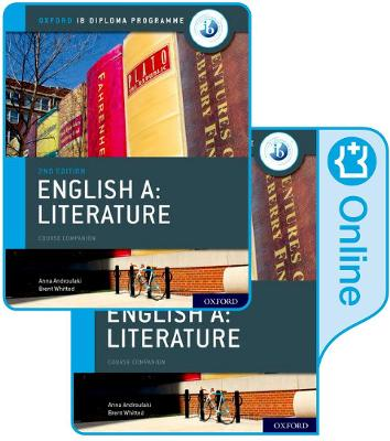 Oxford IB Diploma Programme: English A: Literature Print and Enhanced Online Course Book Pack book