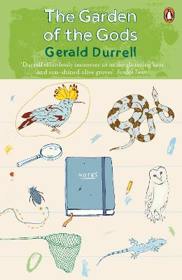 The Garden of the Gods by Gerald Durrell