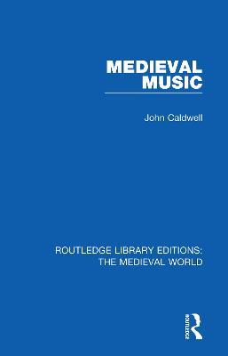 Medieval Music book