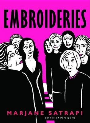 Embroderies by Marjane Satrapi