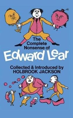 Complete Nonsense of Edward Lear by Edward Lear